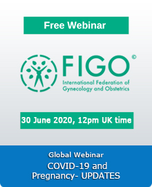 Global Webinar COVID-19 and Pregnancy- UPDATES